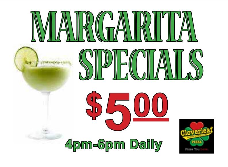 Margarita Specials